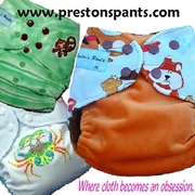 Buy the Cutest Cloth Diapers for Your Baby!